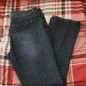 Dark WashDenim Jeans